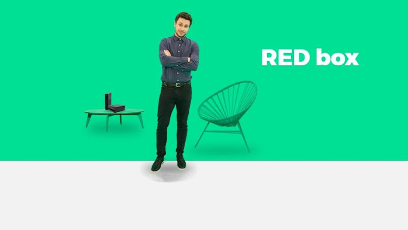 bon plan la box fibre adsl red by sfr 10 euros par mois. Black Bedroom Furniture Sets. Home Design Ideas