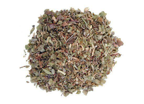 """<em>ZAT-ahr</em> A spice mixture made up of thyme, oregano, marjoram, sumac and toasted sesame seeds. <strong>How to Use:</strong> Use to season meats and vegetables as well as a condiment on hummus and yogurt. It's also great sprinkled onto breads before baking. <strong>Origin:</strong> Middle East. Used widely in Armenia, Egypt, Iran, Iraq, Israel, Jordan, Morocco, Lebanon, Libya, Palestine, Saudi Arabia, Syria, Tunisia and Turkey. <strong>Recipe: </strong><a href=""""http://www.huffingtonpost.com/2011/10/27/white-butter-bean-feta-a_n_1061213.html"""" rel=""""nofollow noopener"""" target=""""_blank"""" data-ylk=""""slk:White Butter Bean, Feta and Za'atar Spread"""" class=""""link rapid-noclick-resp"""">White Butter Bean, Feta and Za'atar Spread</a> <strong><a href=""""http://www.deandeluca.com/herbs-and-spices/herbs-spices/zaatar.aspx"""" rel=""""nofollow noopener"""" target=""""_blank"""" data-ylk=""""slk:Za'atar"""" class=""""link rapid-noclick-resp"""">Za'atar</a> at DeanandDeluca.com, $5.50</strong>"""