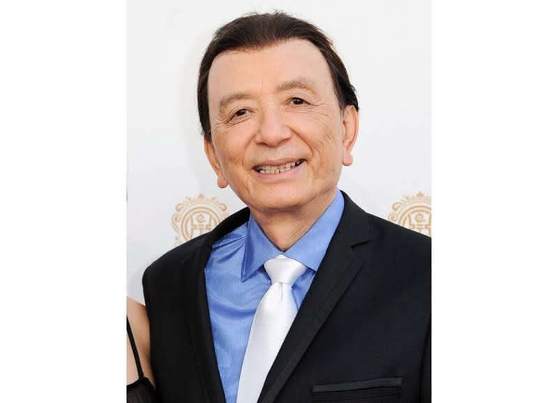 Actor James Hong back in spotlight with Hollywood star push