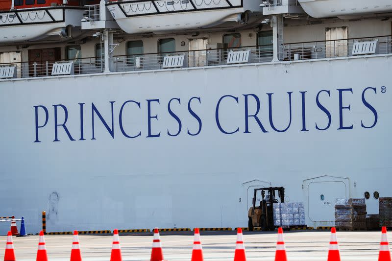 Another 70 people test positive for coronavirus on ship in Japan