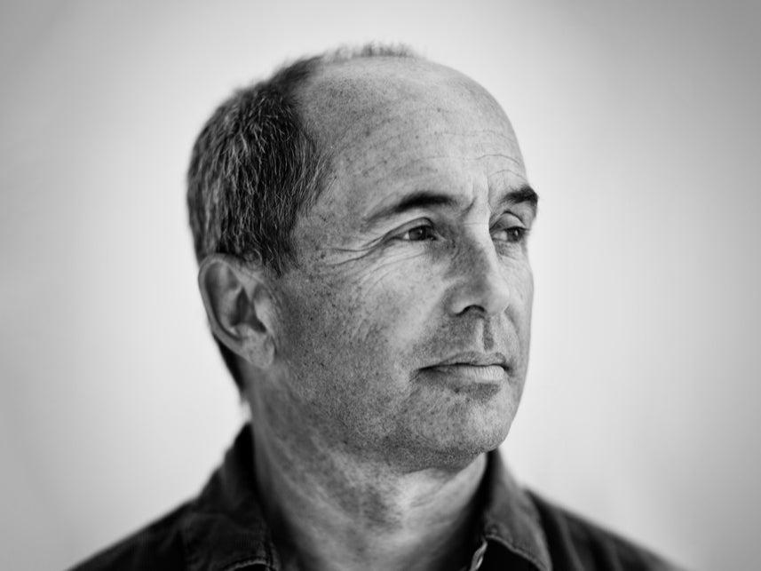 Crime novelist Don Winslow has emerged as a vocal anti-Trump advocate (Story Factory)