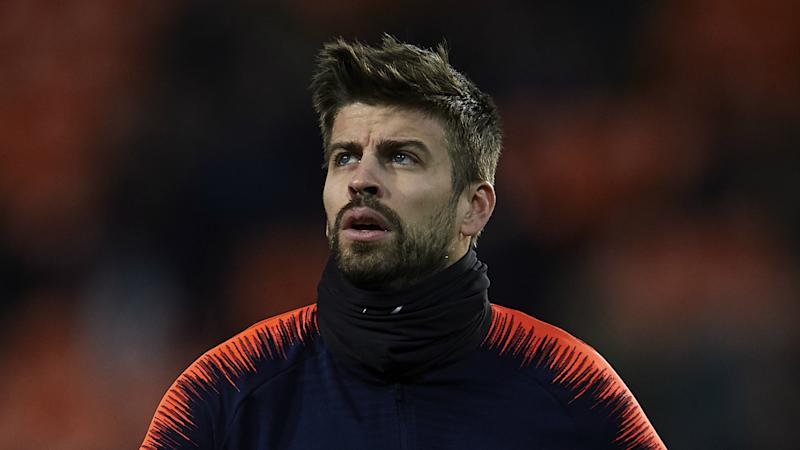 I almost s*** myself - Pique on Keane rant