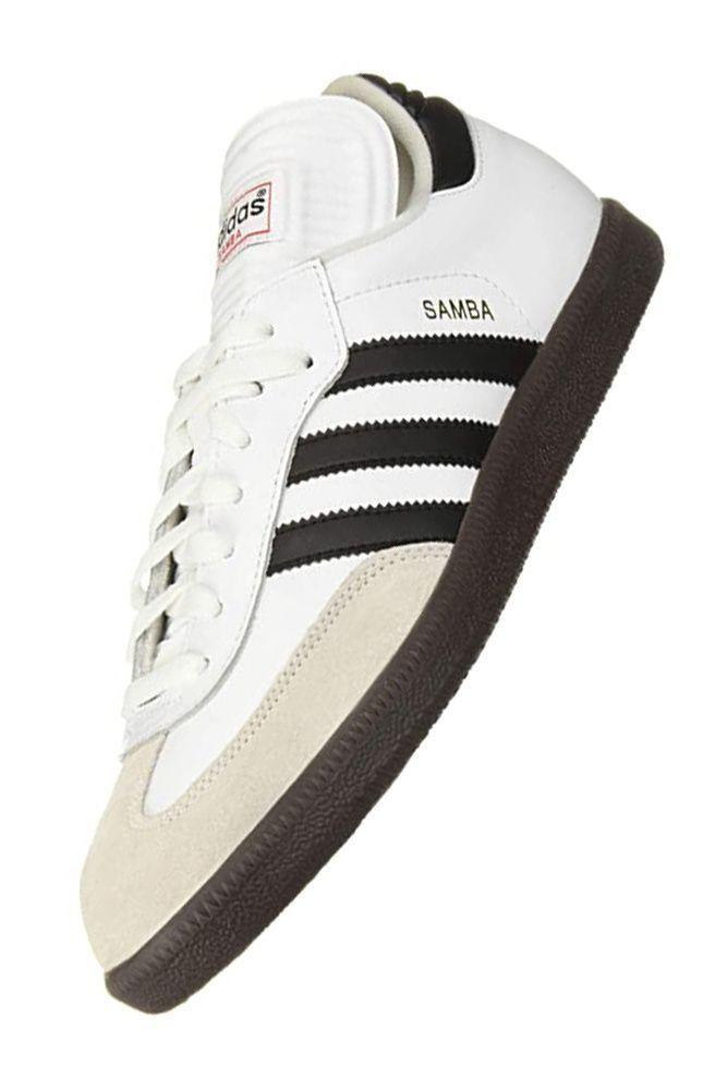 """<p><strong>Adidas</strong></p><p>amazon.com</p><p><strong>$68.22</strong></p><p><a href=""""https://www.amazon.com/dp/B0017SWEEO?tag=syn-yahoo-20&ascsubtag=%5Bartid%7C10056.g.36301705%5Bsrc%7Cyahoo-us"""" rel=""""nofollow noopener"""" target=""""_blank"""" data-ylk=""""slk:Shop Now"""" class=""""link rapid-noclick-resp"""">Shop Now</a></p><p>""""I have been wearing Sambas since middle school. It's important to stay true to your style, where you can, for a lifetime.""""</p>"""
