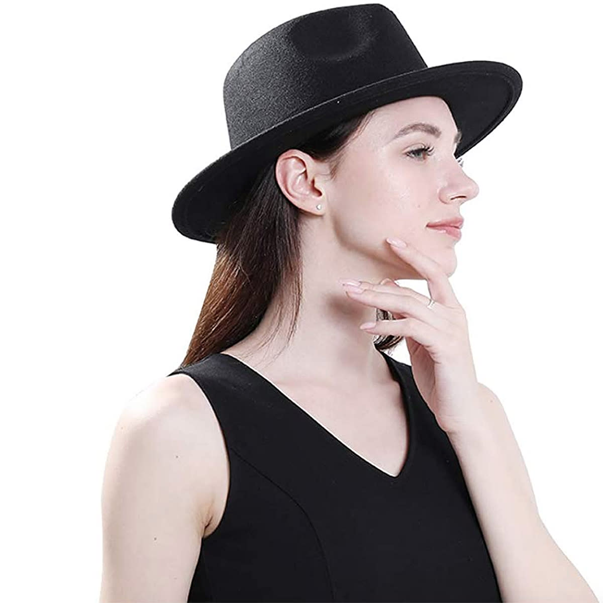 Turn Your Summer Looks Into Fall Fashion With This Classy Fedora