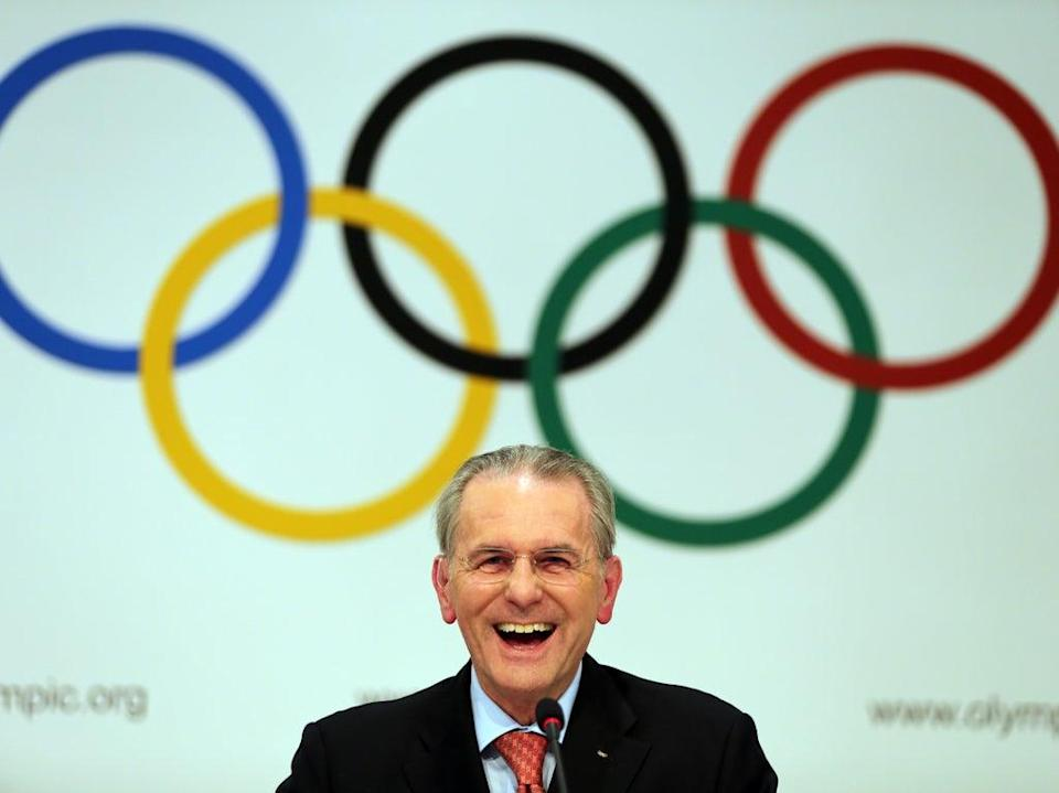 Rogge was decisive in tackling the persistent abuse of unauthorised performance enhancers through cooperation with the World Anti-Doping Agency (Getty)