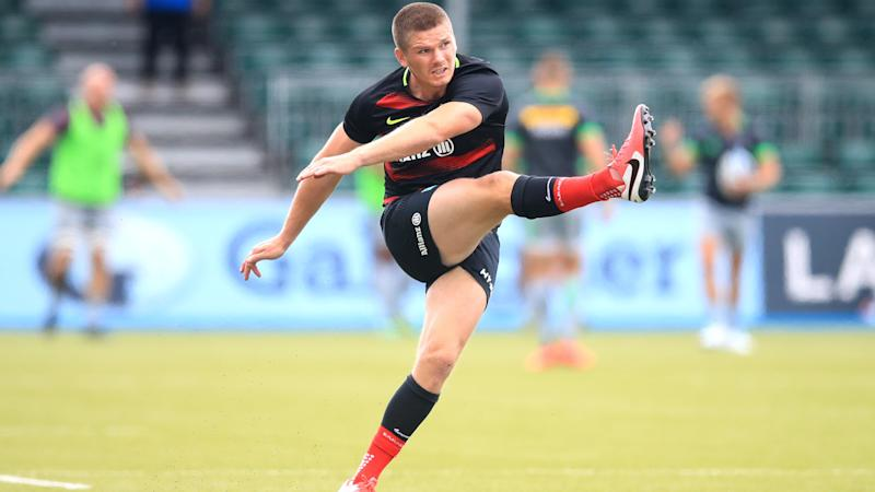 Mark McCall insists Saracens can adapt if Owen Farrell banned for Champions Cup