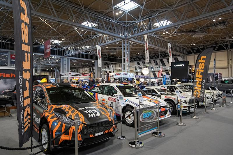 Video: The man restoring rallying's iconic past