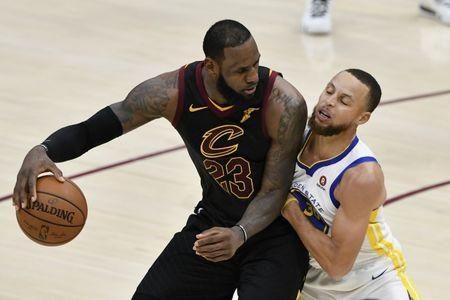 LeBron James: Whoever wins National Basketball Association  championship won't want White House invite