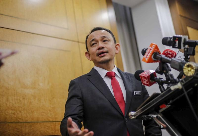 Education Minister Maszlee Malik says his appointment as IIUM president position was not against Pakatan Harapan's manifesto as claimed by groups and individuals opposing him holding the post. — Picture by Firdaus Latif