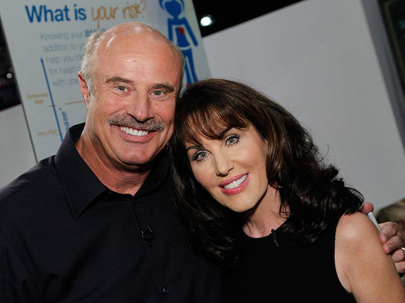 Robin Mcgraw Talks The Secret To Her And Dr Phils Marriage Hes