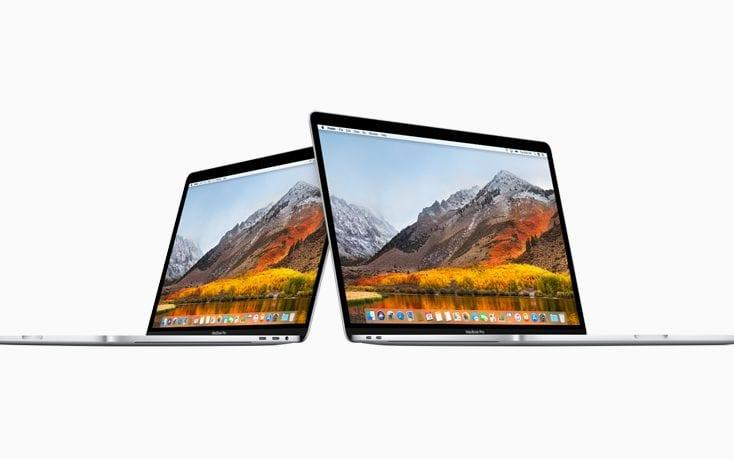 Apple has released new versions of its MacBook for 2018 - Apple