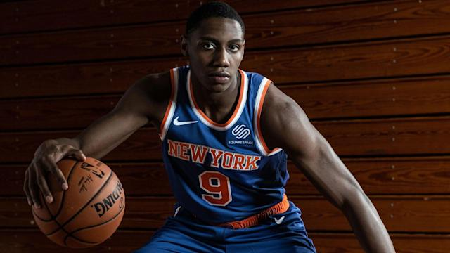 New York Knicks start 2019-20 season in recovery mode but hope could bloom