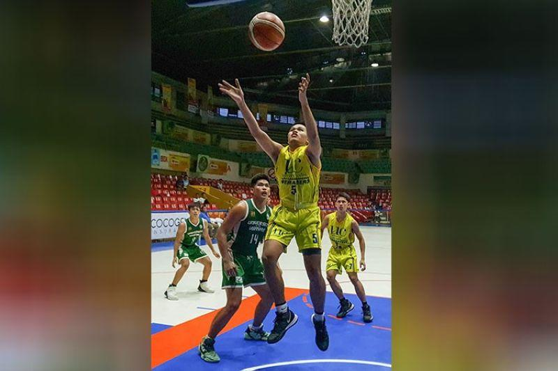 UV beats UCLM in Cesafi high school basketball tourney
