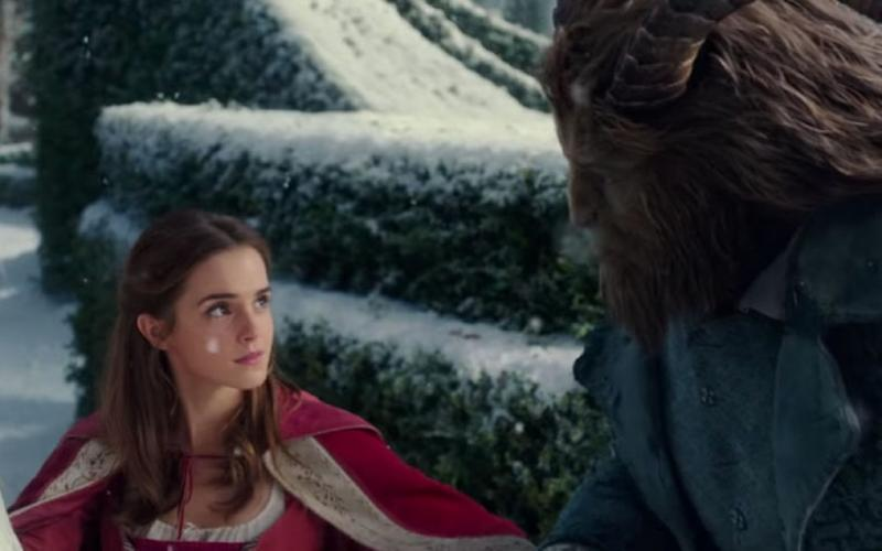 Emma Watson in Beauty and the Beast (credit: Disney)
