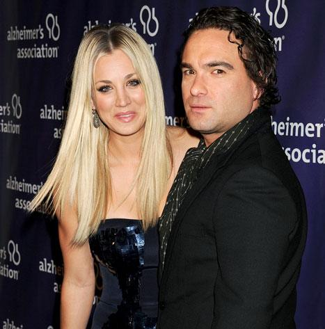 "Johnny Galecki Opens Up About Secret Two-Year Romance With Kaley Cuoco: ""We're Dear Friends"""