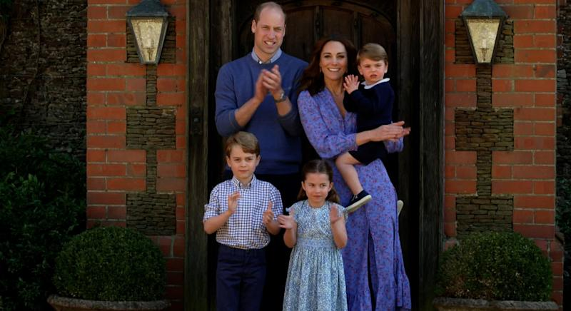"The Duke of Cambridge said he found becoming a father ""overwhelming"" at times (Getty Images)"
