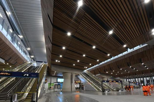 <p>Charles Horton, chief executive at Govia Thameslink Railway, said: 'In May we'll be introducing an exciting, new, expanded Thameslink network connecting new communities north and south of the capital with quicker journeys across central London and additional capacity.' (Network Rail) </p>