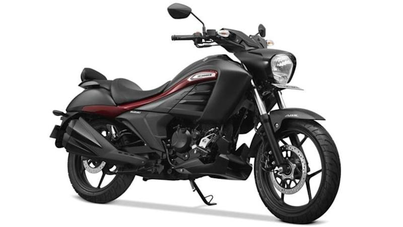 Suzuki Intruder Special Edition launched at Rs. 1 lakh