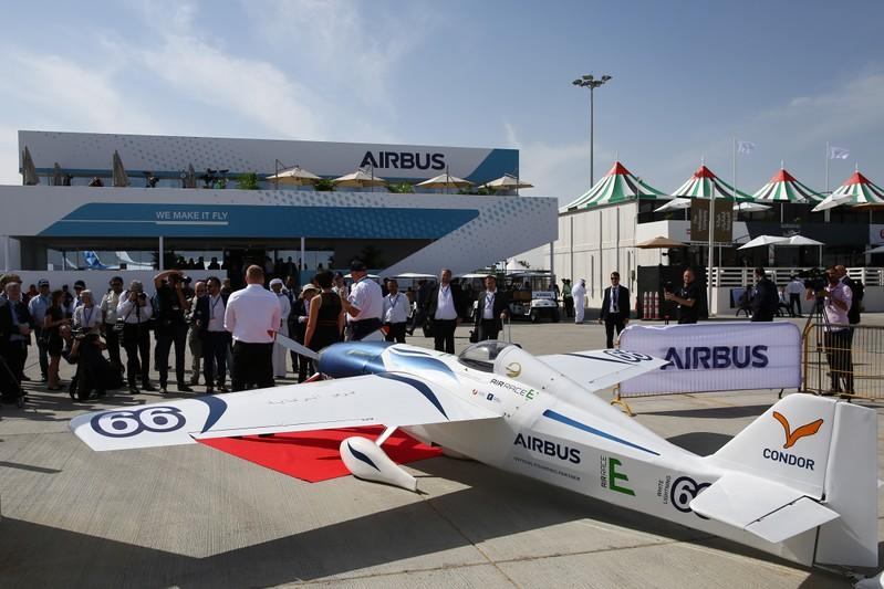 Airbus-backed tournament unveils first electric racing aircraft