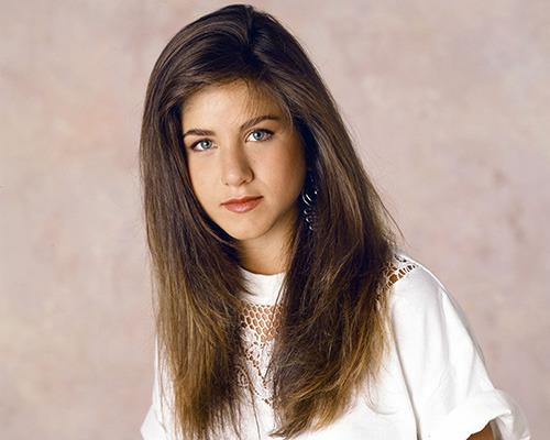 <p>Fun fact: Jennifer Aniston starred in the (brief) television spinoff of iconic film Ferris Bueller. Pre-nose job?</p>