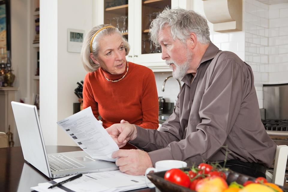 The normal minimum pension age is the minimum age at which most pension savers can access their pensions without incurring an unauthorised payments tax charge (unless they are taking their pension due to ill-health). Photo: Getty