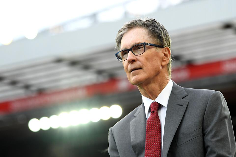 Liverpool owner John W Henry is one of the brains's behind Project Big Picture (Getty)