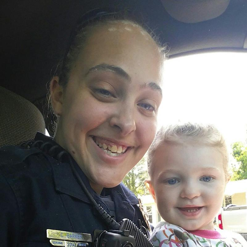 Pregnant Cop Whose Toddler Died in Hot Car While She Had Sex With Boss Will Place Baby for Adoption