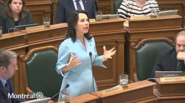 """In September 2019, Mayor Valérie Plante announced to the municipal council that HRM did not intend to fulfil its """"social contract"""" and build social housing at the development at the old Montreal Children's Hospital."""