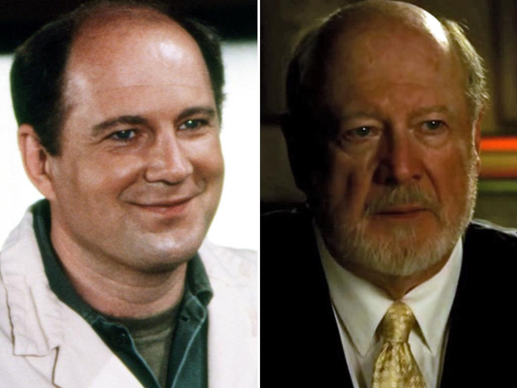"<b>David Ogden Stiers (Major Charles Winchester) </b><br><br> David Ogden Stiers filled the void created when Larry Linville, who played Frank Burns, left ""M*A*S*H."" Stiers played Major Winchester, the refined Boston Brahmin who found the conditions at the 4077 beneath him. He stayed with the series until the finale in 1983. <br><br>  When ""M*A*S*H"" ended, Stiers immediately began getting roles in movies and miniseries, including 1985's highly acclaimed ""North and South"" and its sequel. He went on to play Perry Mason in several TV movies and did some guest spots on ""Matlock,"" ""Wings,"" and ""Alf."" <br><br>  He didn't return to TV as a regular until 1998's ""Two Guys, a Girl and a Pizza Place"" and then moved on to ""Love & Money"" in 1999. He also had a recurring role on ""Bull"" in 2000. In 2002, he took the role of the Reverend Eugene Purdy on ""Stephen King's Dead Zone,"" which lasted six seasons. <br><br>  Stiers has also successfully lent his voice to film projects, most notably in Disney movies. He's brought many of these characters' voices to TV and worked on numerous video games as well. He <a href=""http://www.imdb.com/name/nm0001773/"">currently</a> voices Mr. Maellard on the animated series ""Regular Show."" <br><br>  Like his ""M*A*S*H"" character, Stiers is a classical music fiend, and not just as a fan. He's a <a href=""http://newportsymphony.org/about/david-ogden-stiers/"">conductor</a> and currently works with the Newport Symphony Orchestra. In the past, he has worked with more than 50 orchestras in numerous cities."