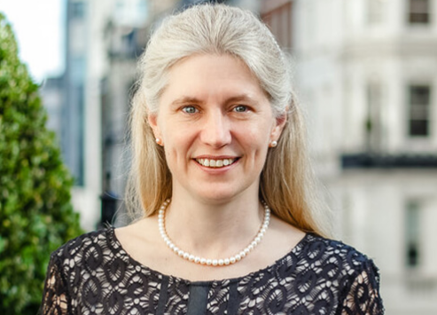 Philippa Stroud, who leads the Legatum Institute and Social Metrics Commission. She co-founded the Centre for Social Justice with Iain Duncan Smith before becoming his adviser in government. Photo: Legatum Institute