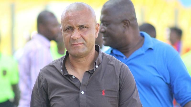 Under-fire Grant not thinking about Hearts of Oak sack