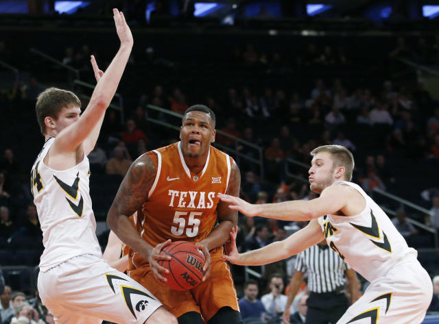 Cameron Ridley's fractured foot is an ill-timed blow for Texas