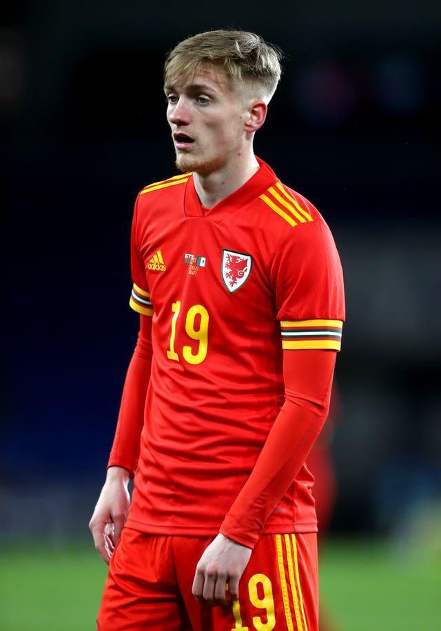 Matt Smith, who is on loan at Doncaster from Manchester City, impressed for Wales