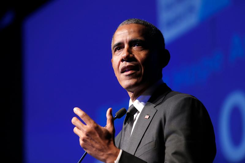 'Fair maps': Barack Obama launches new initiative to help take on partisan gerrymandering