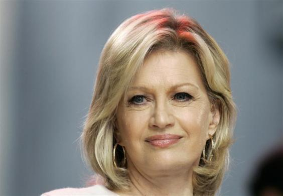 23: Diane Sawyer, Anchor of ABC World News.