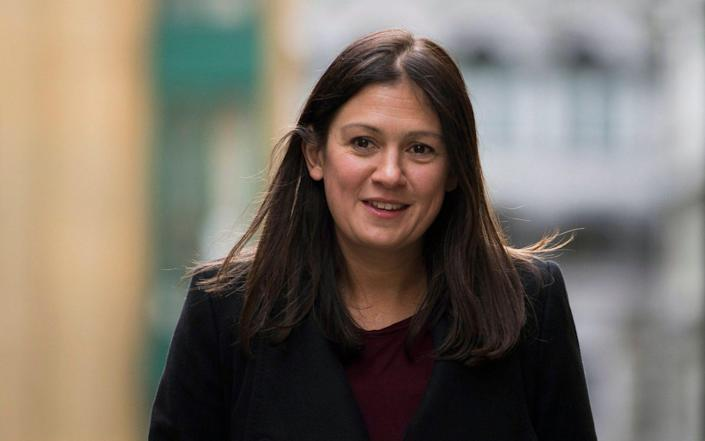 Lisa Nandy is a guest on the latest Chopper's Politics podcast ahead of the Labour Party conference this weekend - NEIL HALL/EPA-EFE/REX/REX