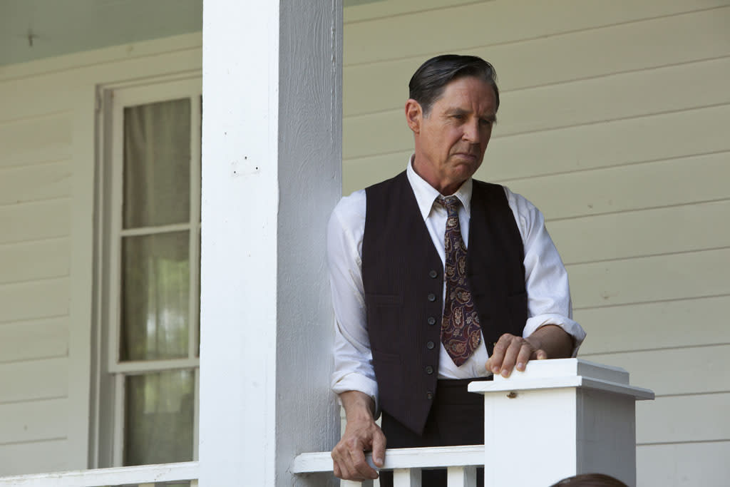 "John Doe as A.P. Carter in the Lifetime Original Movie, ""Ring of Fire."""
