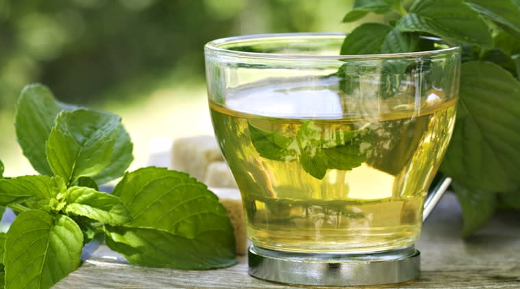 green tea, benefits of green tea, green tea for flu, indian express, indian express news