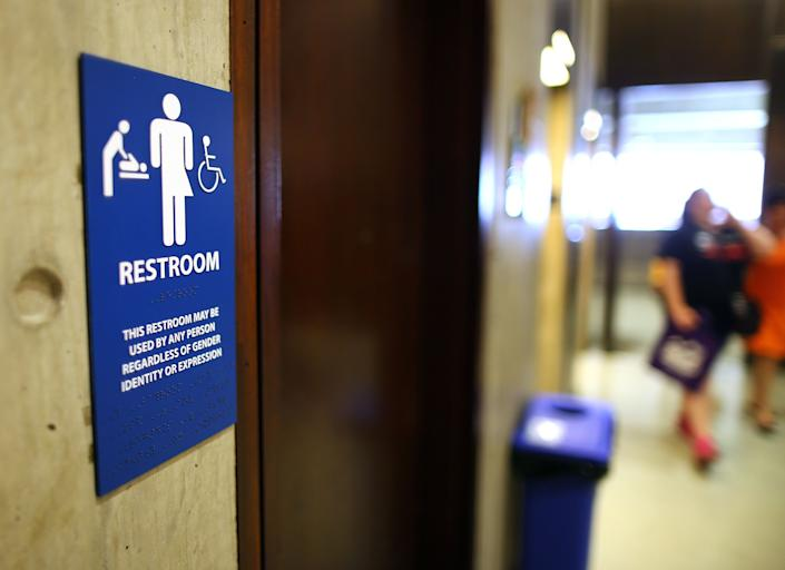 """""""The withdrawal of this guidance is a devastating step back for transgender students, who today are receiving the message that the federal government will not vigorously defend their right to an education. This unfortunate reversal of protections reflects crass, unprincipled political pandering. The American people support fairness and equal treatment of all students and do not think vulnerable young people should be made pawns of a political drama being played out by the current administration."""" --<i><a href=""""https://www.glad.org/"""" target=""""_blank"""">GLAD</a>'s Transgender Rights Project DirectorJennifer L. Levi</i>"""