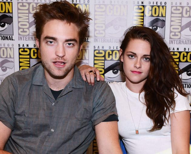 Shocking Celebrity Moments: In one of the most gaspworthy moments of the year, Kristen Stewart confessed to cheating on Twilight co-star boyfriend Robert Pattinson with her Snow White and the Huntsman director Rupert Sanders. The pair seemed to patch things up for the final Twilight film promo trail but all eyes are still on the on/off couple. Copyright [Getty]