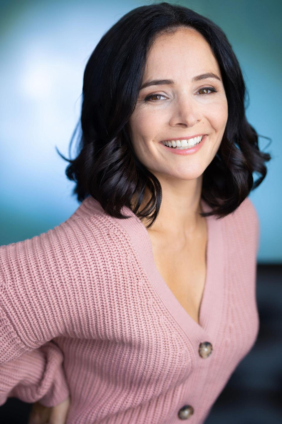 Vancouver actor Sarah Edmondson is glad she opened up about her experience in the NXIVM cult. (Photo: J Benson Pictures / Courtesy of Sarah Edmondson)