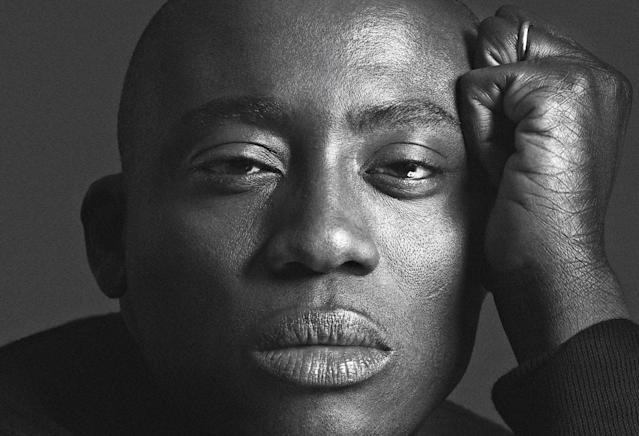 British Vogue's Edward Enninful