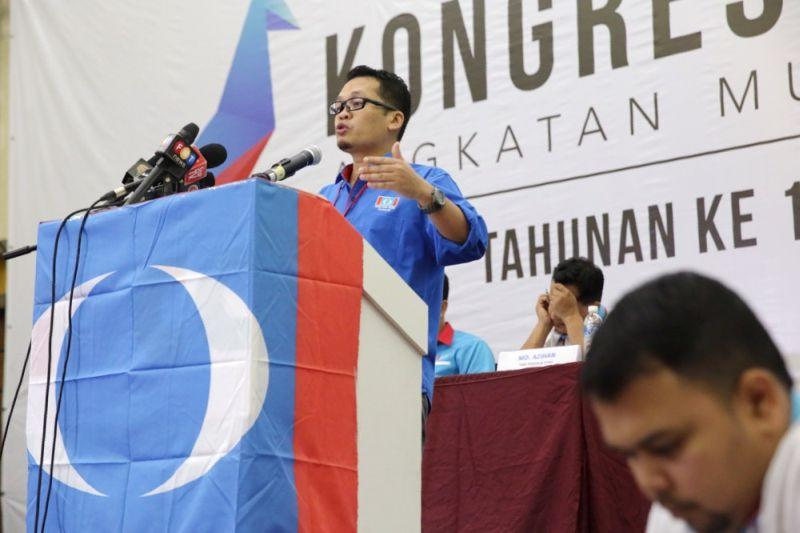 No Team A, Team B in PKR Youth, veep says