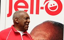 Times change: In an earlier era, now disgraced actor Bill Cosby marketed Jell-O gelatin, a product of Kraft Heinz, which recently announced a big 2018 loss (AFP Photo/Michael Buckner)