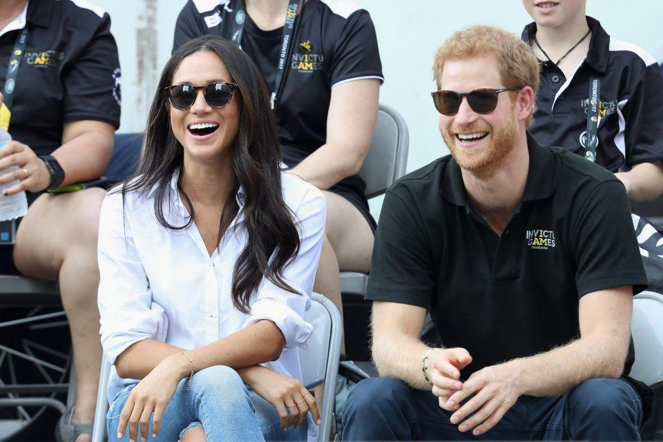 Buckingham Palace has finally commented on whether Prince Harry and Meghan Markle are engaged. Source: Getty