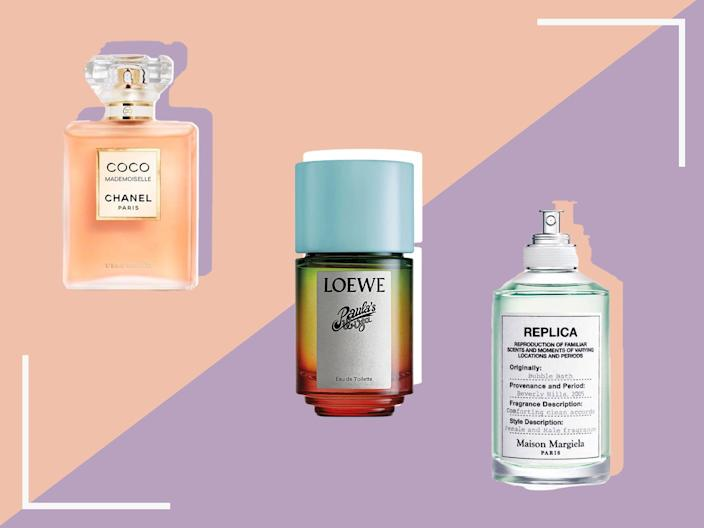 <p>We tested for longevity, how they developed on the skin and how it looked on the dressing table </p> (The Independent )