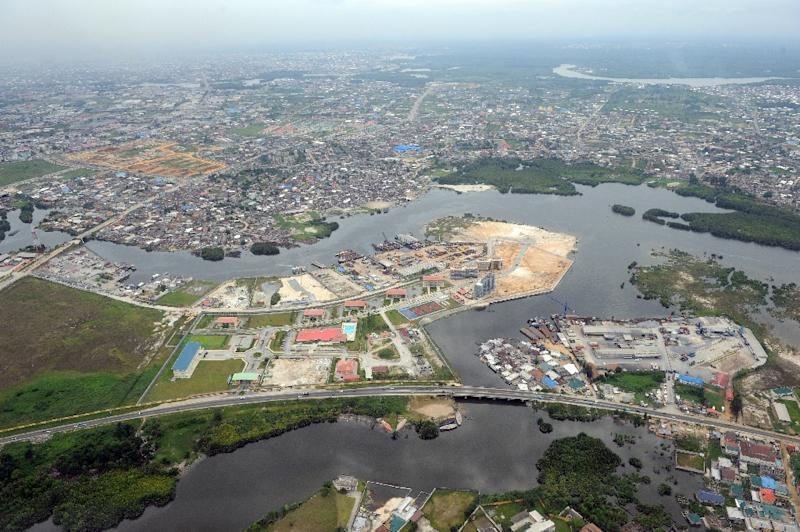 Port Harcourt in River State, the commercial capital Niger Delta