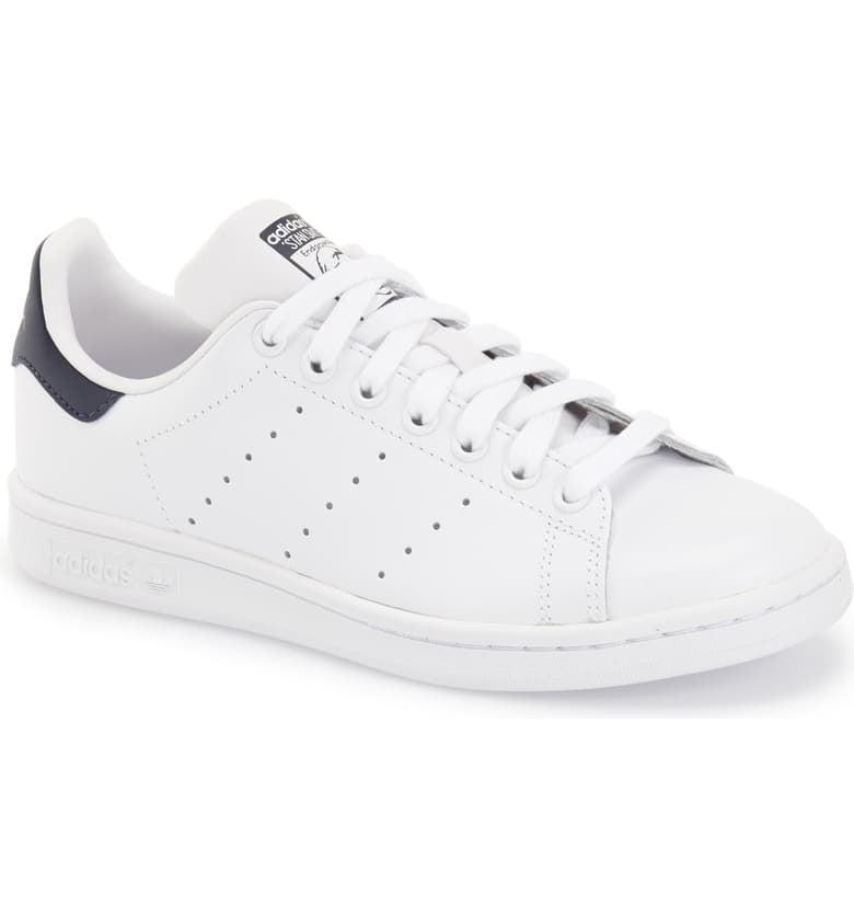 <p>These <span>adidas Stan Smith Sneakers</span> ($48, originally $80) look good with everything.</p>