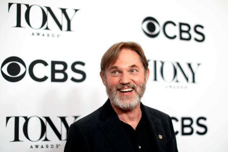 Actor Richard Thomas arrives for the 2017 Tony Awards Meet The Nominees Press Reception in New York