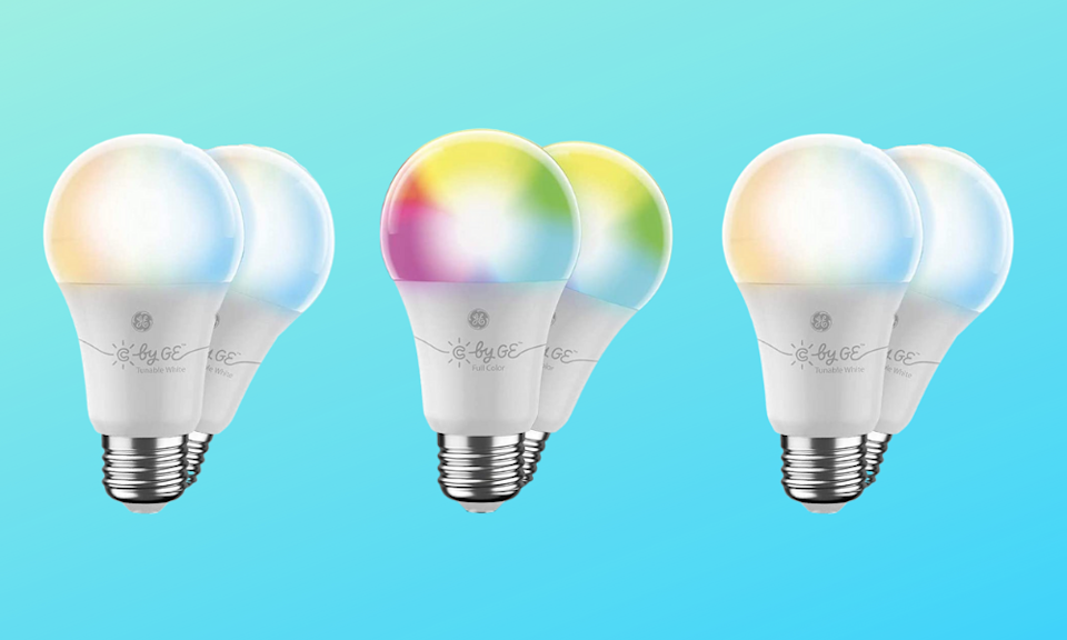 Save nearly 45 percent off these bulbs! (Photo: Amazon)